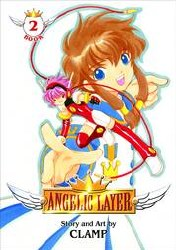 Angelic Layer Tp Book 02