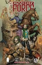 Cyber Force Rebirth Tp Vol 01