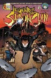 Legend O/T Shadowclan #1 (Of 5) Direct Market Cvr