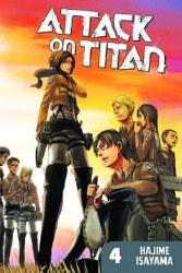 Attack On Titan Gn Vol 04 (C: 1-0-0)