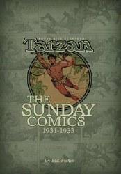 Burroughs Tarzan Sunday Comics 1931-1933 Hc Vol 01