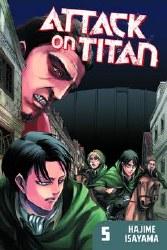 Attack On Titan Gn Vol 05 (C: 1-0-0)