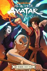Avatar Last Airbender Tp Vol 06 Search Part 3 (C: 1-0-0)