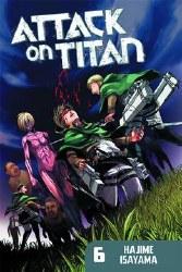 Attack On Titan Gn Vol 06 (C: 1-0-0)