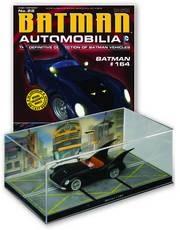 Dc Batman Auto Fig Mag #22