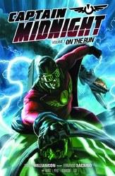 Captain Midnight Tp Vol 01 On The Run