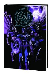 Avengers Prem Hc Vol 04 Infinity