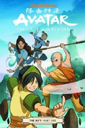 Avatar Last Airbender Tp Vol 07 Rift Part 1 (C: 1-0-0)