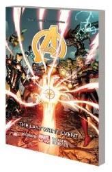 Avengers Tp Vol 02 Last White Event