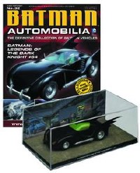 Dc Batman Auto Fig Mag #32