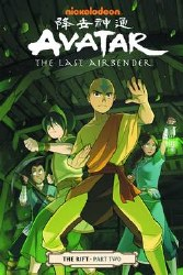 Avatar Last Airbender Tp Vol 08 Rift Part 2 (C: 1-0-0)