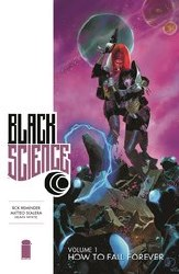 Black Science Tp Vol 01 How To Fall Forever (Mr)