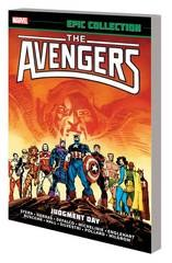 Avengers Epic Collection Tp Judgment Day