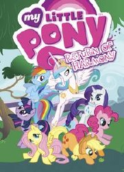 My Little Pony Tp Vol 03 Return Of Harmony (C: 1-0-0)