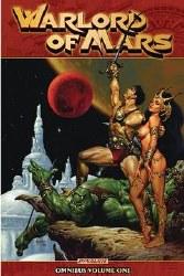 Warlord Of Mars Omnibus Tp Vol 01 (Mr)