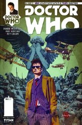 Doctor Who 10th #6 Reg Edwards