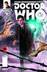 Doctor Who 10th #7 Reg Glass