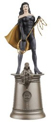 Dc Superhero Chess Fig Coll Mag #69 Superwoman Black Queen (