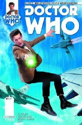 Doctor Who 11th #7 Subscription Photo