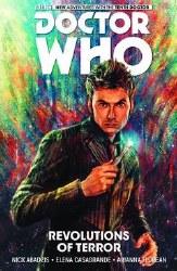 Doctor Who 10th Hc Vol 01 Revolutions Terror