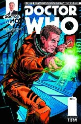 Doctor Who 12th #4 Reg Williamson