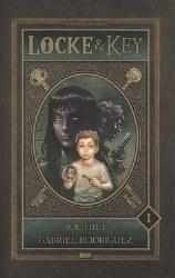 Locke & Key Master Edition Hc Vol 01