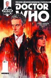 Doctor Who 12th #5 Reg Zhang