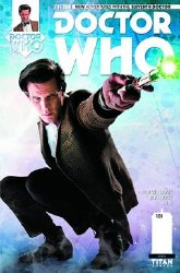 Doctor Who 11th #10 Subscription Photo