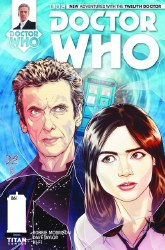Doctor Who 12th #6 Reg Shedd