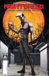 Clive Barkers Nightbreed #10 (Mr)