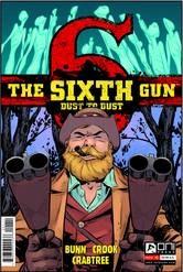 Sixth Gun Dust To Dust #1
