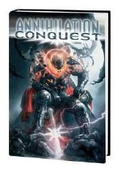 Annihilation Conquest Omnibus Hc