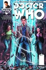 Doctor Who 10th #13 Reg Laclaustra