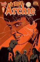 Afterlife With Archie #9 Reg Francavilla Cvr
