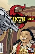 Sixth Gun Dust To Dust #2