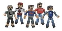 Comic Book Men Minimates Box Set