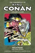 Chronicles Of King Conan Tp Vol 11 Nightmare (C: 0-1-2)