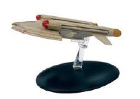 Star Trek Starships Fig Mag #44 Uss Intrepid (C: 0-1-2)