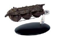 Star Trek Starships Fig Mag #45 Malon Freighter (C: 0-1-2)