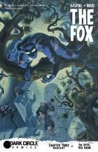 Fox (Dark Circle) #3 Steve Rude Fox Hunted Var Cvr