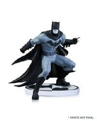 Batman Black & White Statue ByGreg Capullo 2nd Ed