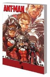 Ant-Man Tp Vol 01 Second Chance Man