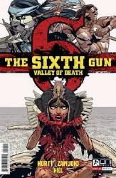 Sixth Gun Valley Of Death #1 (Of 3)