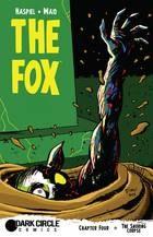 Fox (Dark Circle) #4 Haspiel Reg Cvr (Mr)