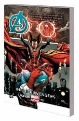 Avengers Tp Vol 06 Infinite Avengers