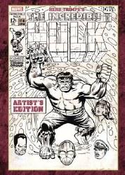 Herb Trimpe Incredible Hulk Artist Ed Hc (Net)