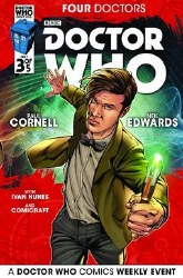 Doctor Who 2015 Four Doctors #3 (Of 5) Reg Edwards (C: 0-0-1