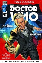 Doctor Who 2015 Four Doctors #4 (Of 5) Reg Edwards (C: 0-0-1
