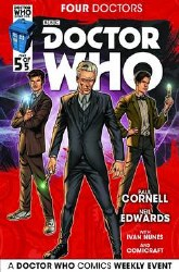 Doctor Who 2015 Four Doctors #5 (Of 5) Reg Edwards (C: 0-0-1