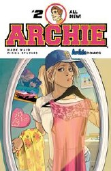 Archie #2 Fiona Staples Reg Cvr
